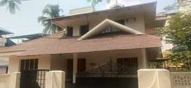 For rent at Tripunithura near Devi hospital
