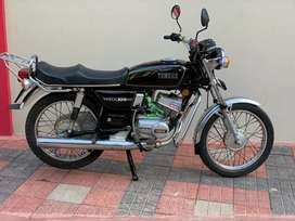 Rx 100 MADE IN JAPAN