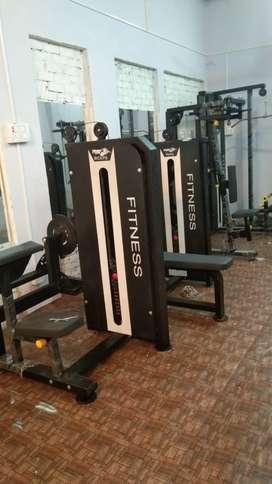 New gym setup only 3.7 Lakh