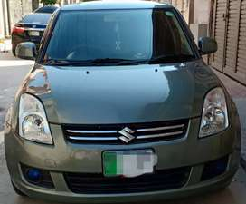 Suzuki swift 2012 Total Genuine