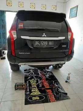 Atasi GRUDUK-GRUDUK mobil dg Karet LENTUR & KUAT merk BALANCE DAMPER