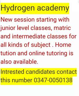 Tutor is available
