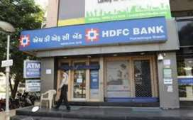 Urgent Hiring in HDFC Bank driver's security guards