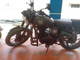 Classic 500cc (Desert strom)