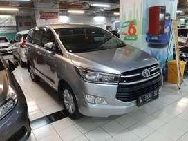 TOYOTA Kijang Innova Reborn G Bensin Manual MPV Mobil Keluarga 2016