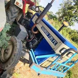 My tractors good condition