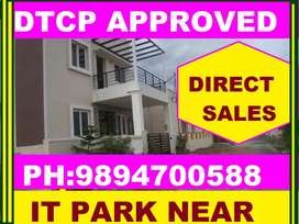 Land for sale near lT companies in saravanampatti keeranatham