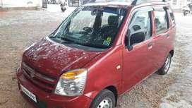Well maintained wagonR car fir sale