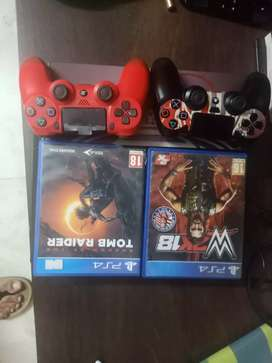 PS4 500 GB in Excellent condition