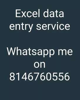 Huge opening for all job seekers home based data entry projects