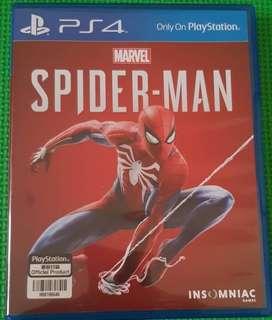 JOGJA ONLY - BD PS4 Spiderman