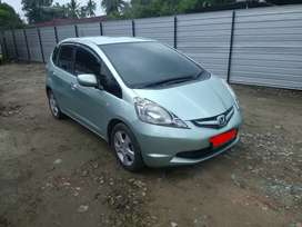Honda jazz manual 2008