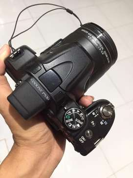 Cannon coolpix P530