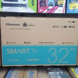 Hisense tv android 32 in/Barang baru segel garansi resmi