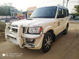 Mahindra Scorpio SLE BS-IV, 2014, Diesel