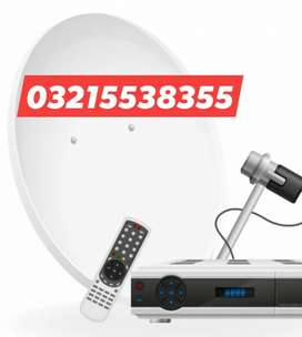 Shan HD Satellite New Dish lagwaye one call