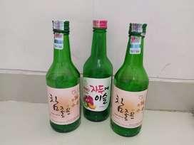 CHAM JOEUN, JINPRO PLUM botol bekas bisa untuk ikan cupang