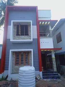New House First Floor 2BHK 8000 Kaniyapuram