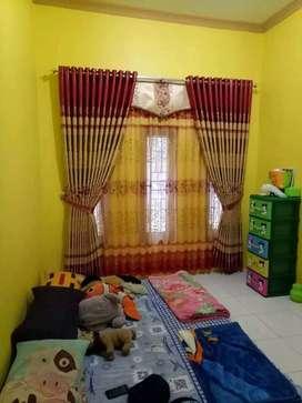 Penataan interior Gordyn hordeng gorden Curtains kumplit