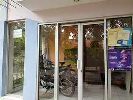 Disewakan ruangan usaha di Bandung Timur