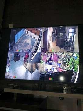 HILOOK PAKET CCTV ONLINE Garansi 2THN Kualitas Jernih Rusak Ganti Baru