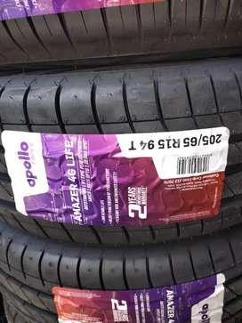 Apollo tyres for Innova 205/65/15