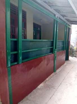 Rumah di kampung kelapa Citayam