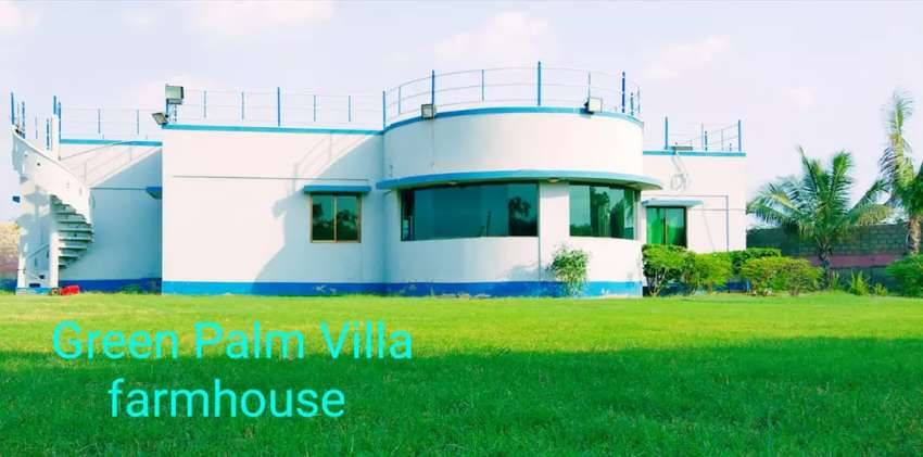 Green Palm Villa farmhouse 0