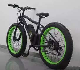 Hero electrical bicycle