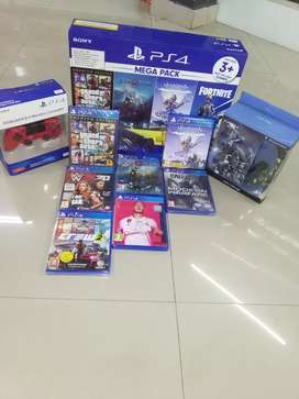 Ps4 Console brand new condition with all standard accessories