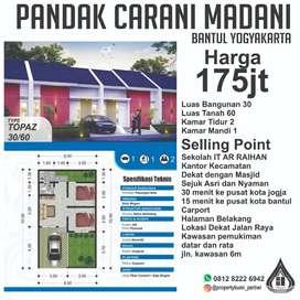 Rumah murah minimalis di Yogyakarta