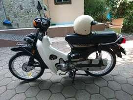 Motor antik/jadul Honda Supercub 800 tahun 1982 orisinill