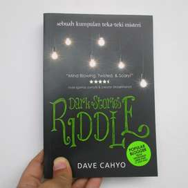 Buku Dark Stories Riddle - Dave Cahyo
