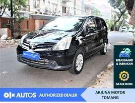 [OLXAutos] Nissan Grand Livina 2011 1.5 SV A/T Hitam #Arjuna Tomang