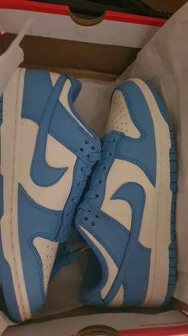 Nike coast dunks (unc dunks) uk7