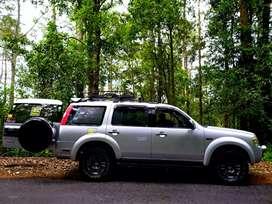Ford Everest full variasi