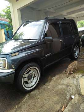 Suzuki Escudo JLX 1600, Tahun 1995, Mulus Terawat, 65 Jt Nego