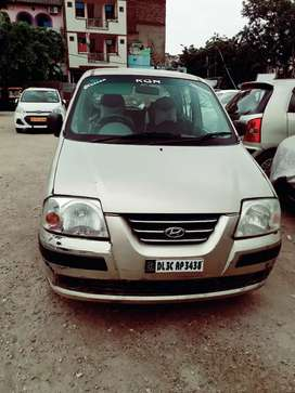 62,,000 Santro ginx 2006 cng and petrol good condition