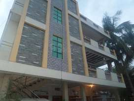 Beautifully 1 BHK flat for rent in independent house Miyapur