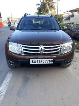 Renault Duster 85 PS RxL Diesel (Opt), 2013, Diesel