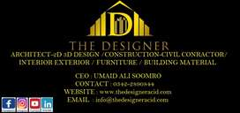THE DESIGNERS CONSTRUCTION-INTERIOR DESIGN-ARCHITECT FIRM