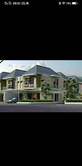 Rumah dijual perumahan MVR
