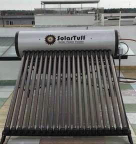 SolarTuff Solar Water Heater | Pemanas Air Tenaga Matahari