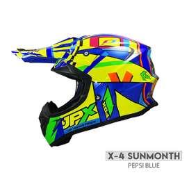 Helm JPX Cross X-4 Sunmonth