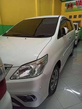 Inova innova diesel v metic thn 2013 PMK 2014 barang mulus boleh nego