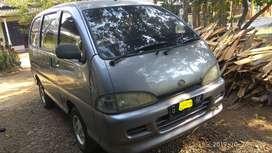 Daihatsu Espass 1997 Plat Batang siap tempurr