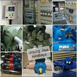 Gearbox / dinamo / kompressor / inverter / dkk