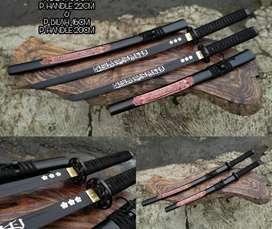 Pedang Katana dan Wakizaski