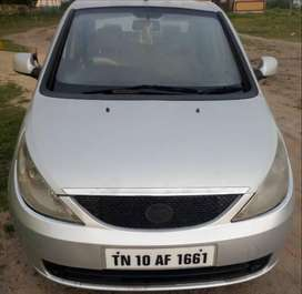 Tata Manza Aura (ABS), Quadrajet BS-IV, 2012, Diesel
