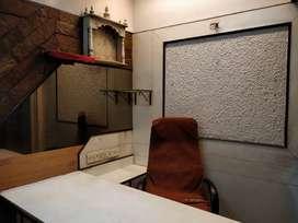 72 sqft fully furnished office space near Ghatkopar metro station
